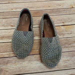 Woven Toms